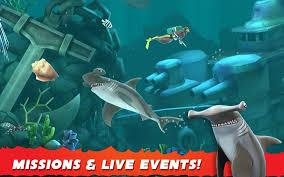 shark apk hungry shark evolution apk free arcade for android