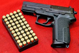 semi automatic pistol wikipedia