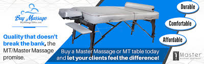 best heated massage table master massage galaxy therma top portable massage table package