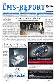 Wohnzimmerschrank Porto Ahorn Der Ems Report Ausgabe Online Kw04 10 By Ems Report Gmbh U0026 Co Kg