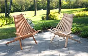 Retro Folding Lawn Chairs 2 Mahogany Blend