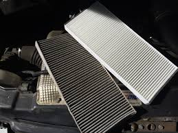 how to replace a cabin air filter in a sprinter t1n van sprinter