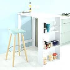 table de cuisine haute avec rangement table haute de cuisine avec rangement niocad à table bar cuisine