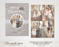 photo card template etsy