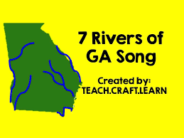 Georgia rivers images 7 rivers of ga song jpg