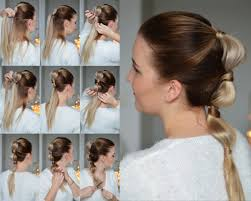 Hairstyle Diy by 7 Lazy Girls Hairstyle Diy Ideas For All Busy Mornings And