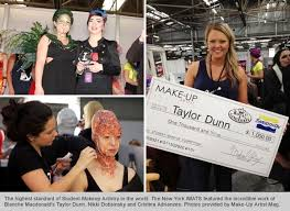 makeup school in nyc 38 best imats ny 2012 dunn makeup artist images on