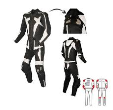 motorcycle leather suit leather motorbike racing suit with protection msf1 u2013 leather1142