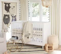 Sheep Nursery Decor Lovely Nursery Room With White Crib Also Organic Baby Crib Bedding