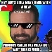 Billy Mays Meme - mlg billy mays meme generator