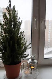 lanterne de sol en papier décoration fenêtre noël en 34 idées cool