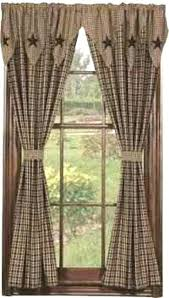Primitive Kitchen Curtains Country Kitchen Curtains Remarkable Primitive Country Curtains And
