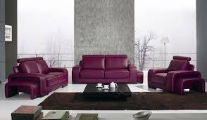 canapé cuir prune ensemble canap cuir canap dangle cuir lyon avec fauteuil destin