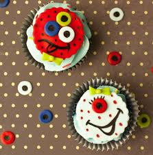 video how to make monster cupcake toppers u2022 cakejournal com