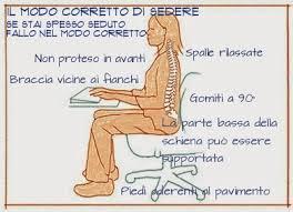 postura corretta scrivania uncorpoelastico muovi il corpo libera la mente pagina 7