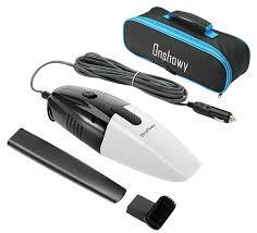 amazon com car vacuum cleaner onshowy 12 volt 45 w portable
