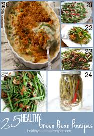 25 healthy green bean recipes healthy green beans green beans