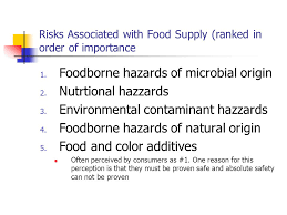 food additive safety the fd u0026c act stipulates that food additives