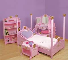 Girls Play Vanity Set Beautiful Toddler Bed Decoration Idea For With Pink Theme
