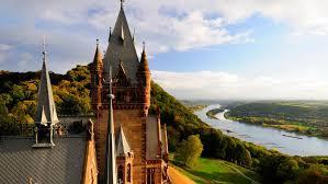 si e auto castle a rhineland legend reborn tale comes true for germany s