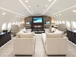 home interior business boeing jet is flying luxury home business insider
