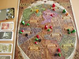discworld map discworld ankh morpork board and guards guards by terry