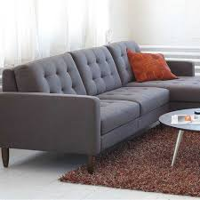 Sectional Sofas Seattle Sydney Sectional Sydney Ottomans And Mid Century Sectional