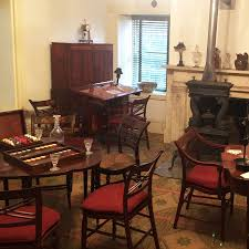 Mount Vernon Hotel Museum Wish List  The Colonial - Mount vernon dining room