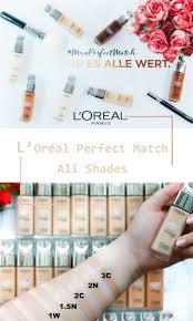 Perfect Match Colors