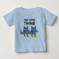 twin t shirts u0026 shirt designs zazzle