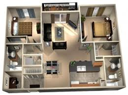 house design with floor plan 3d crafty inspiration house floor plans and designs 15 small house plan