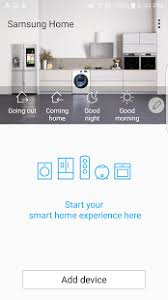smart start app for android samsung smart home android apps on play