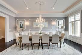 fancy dining room formal dining room designs on nice elegant gray with wainscoting