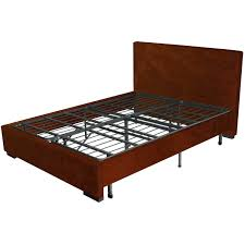 Making A Platform Bed by Bed Frame Queen Wood U2013 Bare Look