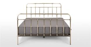 Brass Double Bed Frame Starke Double Bed Brass Made Com