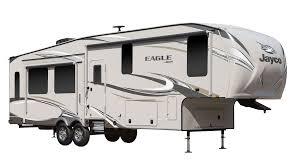 Jayco Eagle 5th Wheel Floor Plans by Jayco Eagle Rvs Michigan Jayco Dealer
