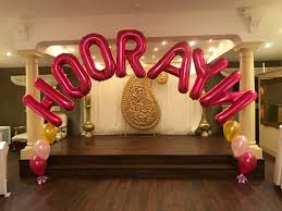 wedding balloon arches uk balloon letters and numbers at let s celebrate weddings in
