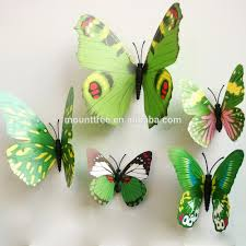 12pcs creative butterflie 3d wall stickers removable home decors 12pcs creative butterflie 3d wall stickers removable home decors art diy plastic decorations
