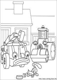 bob builder coloring book coloring book