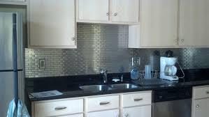 kitchen backsplash stick on tiles stainless steel backsplash tiles self adhesive tile tile the home