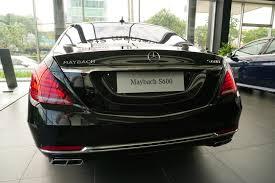 gia xe lexus s600 2017 mercedes maybach s600 luxury có giá trên 14 tỷ tại việt nam