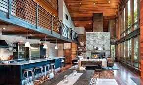 modern cottage design vacation home builder design build northern michigan draper
