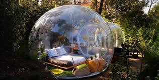 bulle chambre attrap rêves chambre d hôte dans une bulle week end my