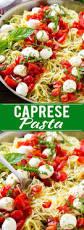 caprese pasta dinner at the zoo