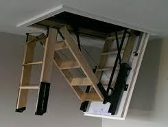 surrey loft ladders loft ladder installation london surrey