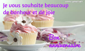 Samples Of Birthday Wishes Happy Birthday Wishes In French Bon Anniversaire Happy Wishes