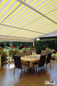 Pergola With Fabric by Motorized Pergolas U2014 Jansen Shutters U0026 Windows Hurricane Window
