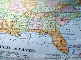 Map Of Southern Usa by Southern Usa Pictures Images And Stock Photos Istock