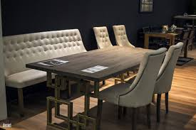 Rustic Modern Dining Room Beyond Chairs Ways To Transform The Dining Space With A Cool Bench