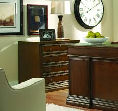Cherry Wood Lateral File Cabinet by Hooker Furniture Home Office Cherry Creek Lateral File 258 70 416